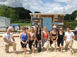 Surviving Beach Blitz Circuits at The Grove