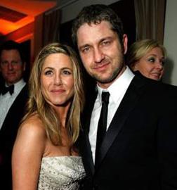 Jennifer with Gerard