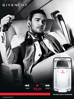 Justin Timberlake for Givenchy