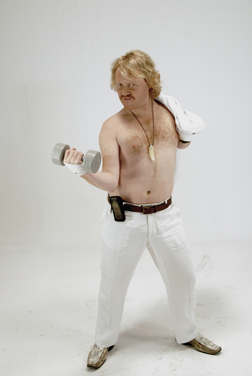 Keith Lemon fronts the TacheBack campaign