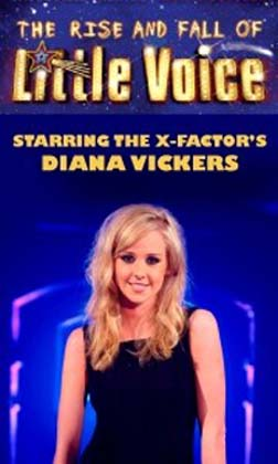 Diana Vickers in Little Voice