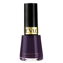 Revlon Nail Enamel in Plum Night