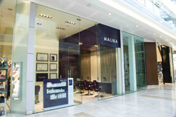 Malika Threading Salon at the Westfield Centre