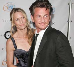 Sean and Robin Wright Penn to divorce