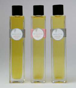 Willow Bath Oils