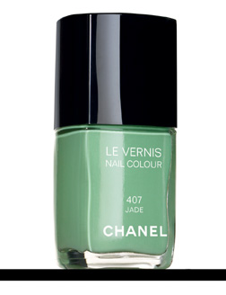 Jade Chanel's Limited Edition Nail Colour