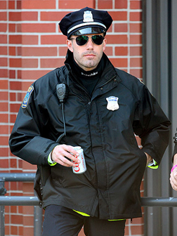 <b>Officer Affleck...</b>