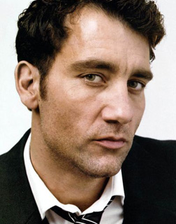 Get up close and personal with Clive Owen