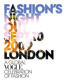 <b>Fashion's Night Out...</b>