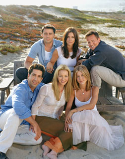 <b>Friends the Movie...</b>