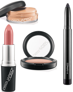 <b>MAC Meets DSquared2...</b>