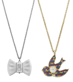 Marc by Marc Jacobs Watch Pendants