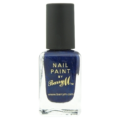 Barry M Nail Paint in Navy