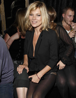 Kate Moss - Capricorn