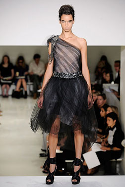 Vera Wang's 'Tough Elegance' Collection
