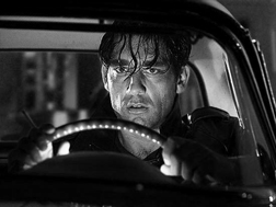 Clive Owen in Sin City