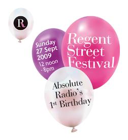 The Regent Street Festival