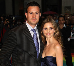 Freddie Prinze Jr. and Sarah Michelle Geller