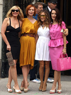First Snap of the SATC Ladies