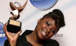 Speech Debelle Winner of the Barclaycard Mercury Prize