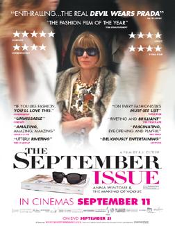 <b>The September Issue...</b>