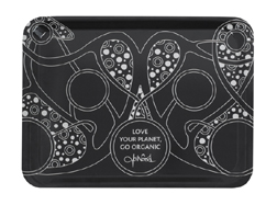 Jo Wood's Biba Inspired Coffee Tray