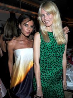 <b>Claudia Schiffer to ...</b>