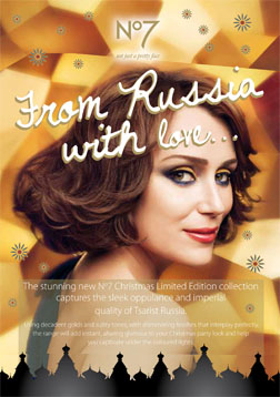 <b>From Russia With Lov...</b>