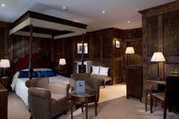 The Bedroom at Christopher Wren