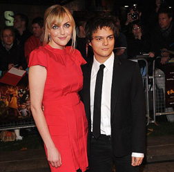 Sophie Dahl and Jamie Cullum