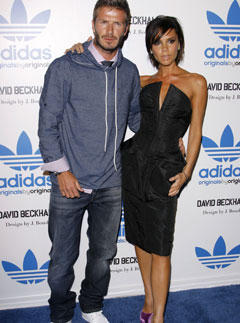 <b>David Beckham Turns ...</b>
