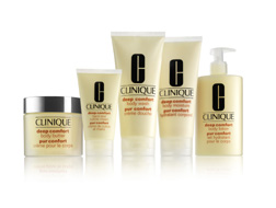 Clinique's Deep Comort