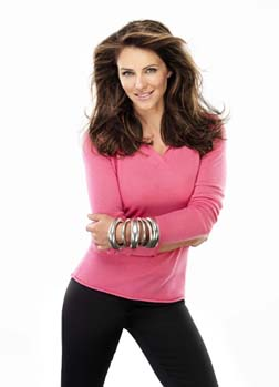 <b>Meet Liz Hurley at S...</b>