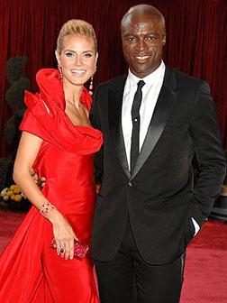 <b>Heidi Klum and Seal ...</b>