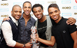 <b>The MOBO Awards...</b>