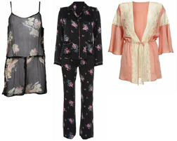 Kate Moss Nightwear Collection