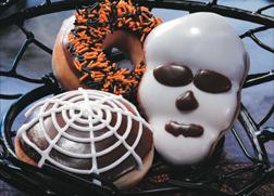 Krispy kreme Halloween Range