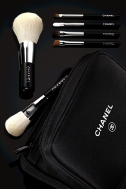 Limited Edition CHANEL Brush Collection