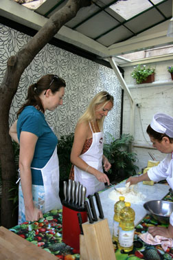Learn to cook in Taormina