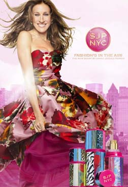 <b>SJP's New Fragrance...</b>