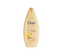 Dove Beauty Care Body Wash Burst