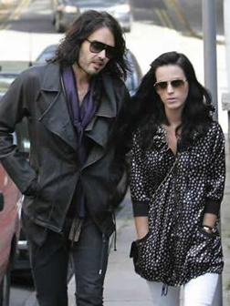 <b>Is Russell Brand Get...</b>