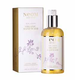 NEOM's luxury Hand Wash