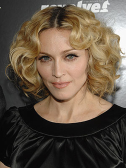 <b>Is Madonna The New F...</b>