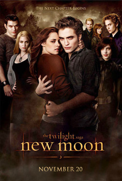 <b>New Moon Released To...</b>