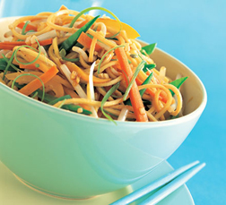 <b>Noodles With Soya Sa...</b>