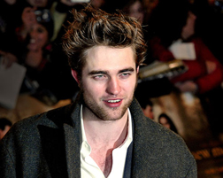 Robert Pattinson Last Night
