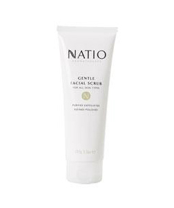 Natio Gentle Face Scrub