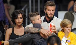 Victoria Beckham's New Look