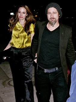<b>Brad and Angelina Sh...</b>